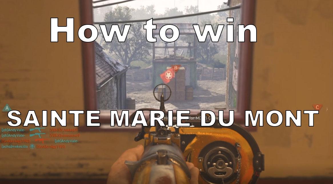 how to win sainte marie du mont