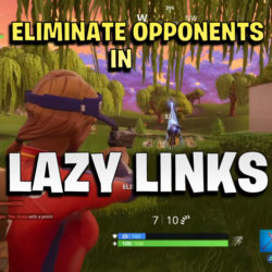 eliminate opponents in lazy links