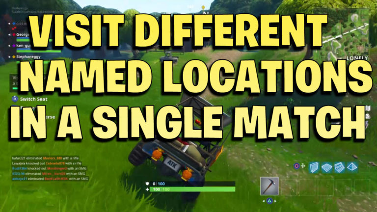 visit different named locations in a single match