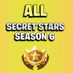 all secret stars season 6
