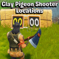 clay pigeon shooter locations