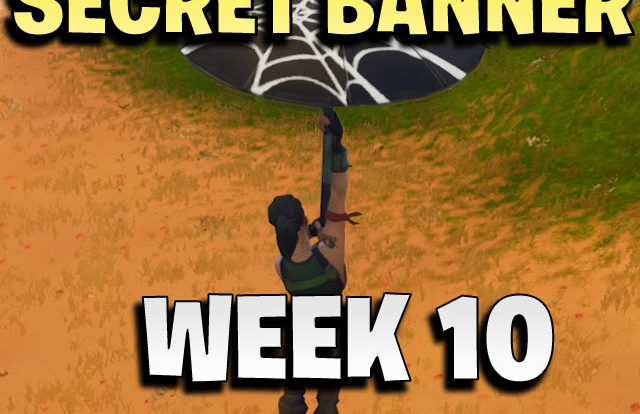 secret banner week 10 season 6