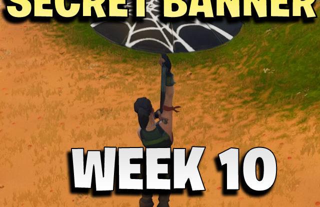 secret banner week 10 season 6