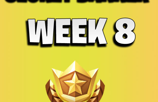 secret banner week 8