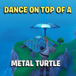 Dance on Top of a METAL TURTLE thumb