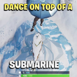 Dance on Top of a SUBMARINE thumb