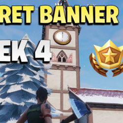 secret banner week 4