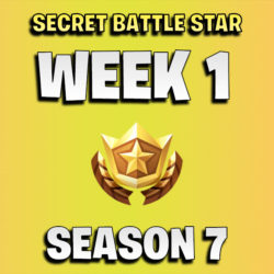 secret battle star week 1 - season 7 thumb