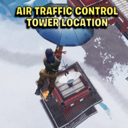 Dance on Top of an Air Traffic Control Tower