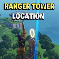 ranger tower location