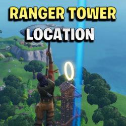 ranger tower location