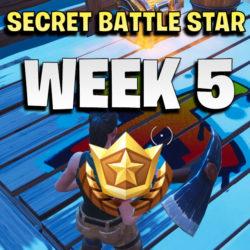 secret battle star week 5