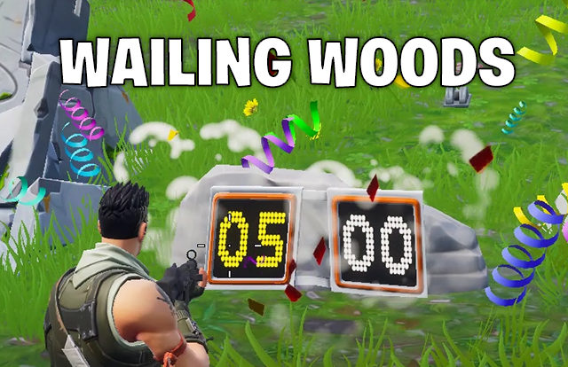 shooting gallery wailing woods