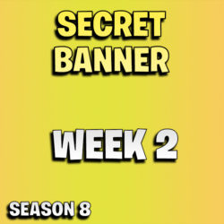 Fortnite secret battle star week 2 season 8