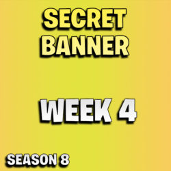 Fortnite secret battle star week 4 season 8