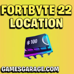 Fortbyte 22 location