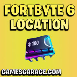 Fortbyte 6 location