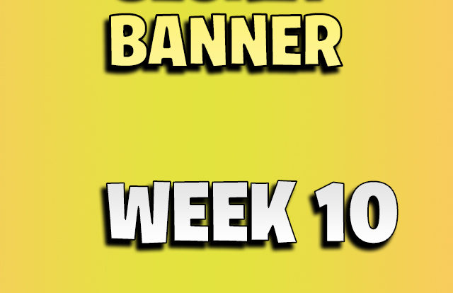 Fortnite secret banner week 10 season 8