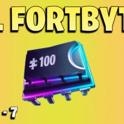 All Fortbytes week 1 - 7 - Fortnite Season 9