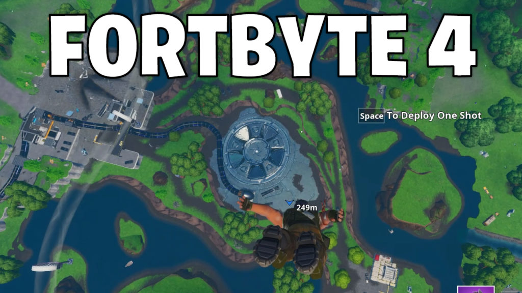 Fortbyte 4 location
