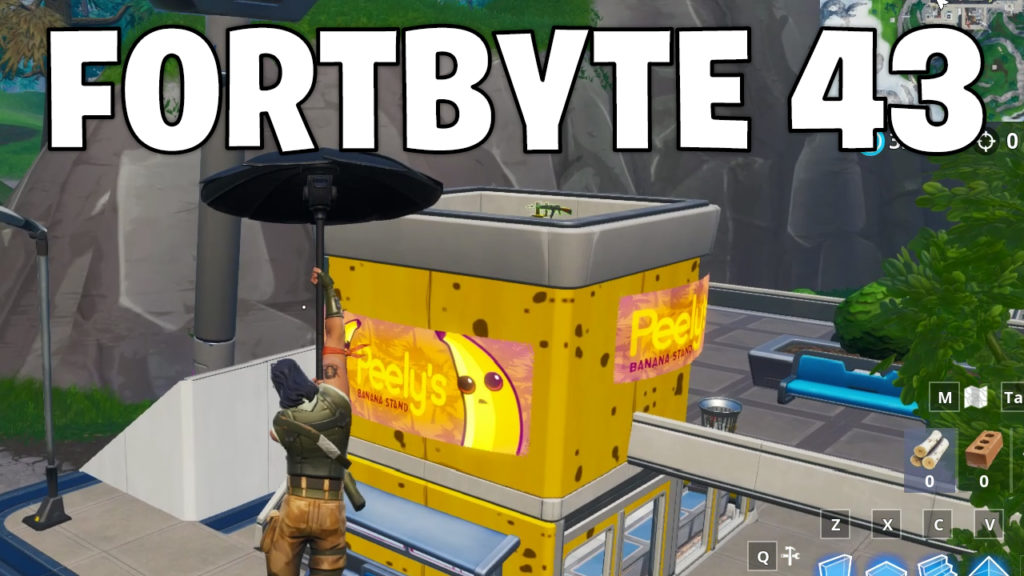 Fortbyte 43 location
