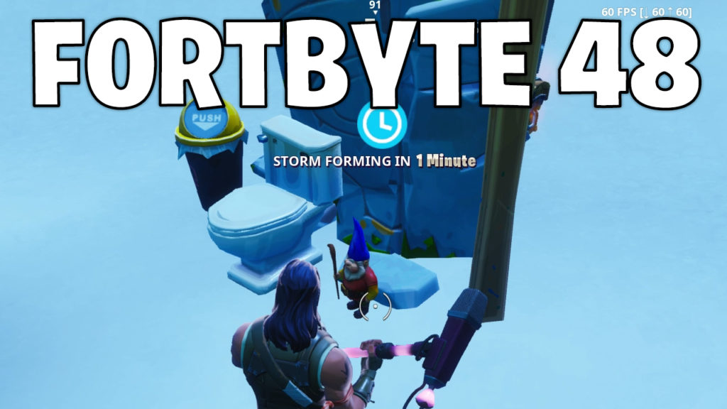 Fortbyte 48 location