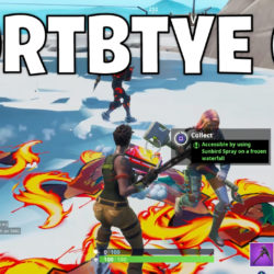 Fortbyte 61 Location - Fortnite