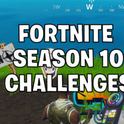 Fortnite season 10 challenge list