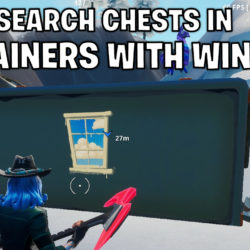 Search Chests inside containers with windows - All locations