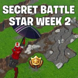 Secret battle star week 2 season x