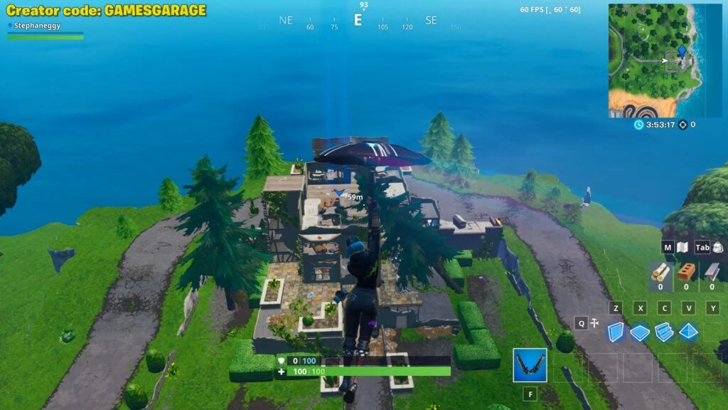 run down hero mansion