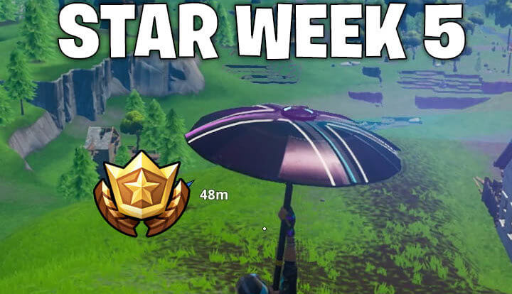 secret battle star week 5