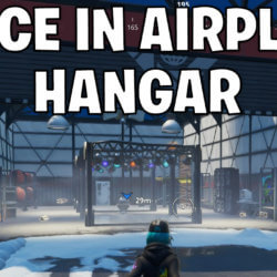 Dance in an Icy Airplane Hangar