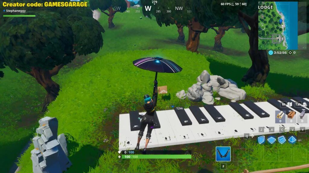 Visit An Oversized Piano - the piano
