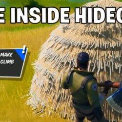 hide inside hideouts